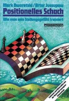 Mark Dworetski: Positionelles Schach, Buch
