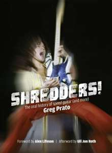Prato Prato: Shredders!, Buch