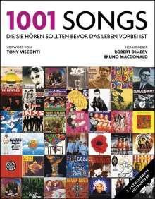 1001 Songs, Buch