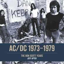 Jeff Apter: Ac/Dc 1973-1979, Buch