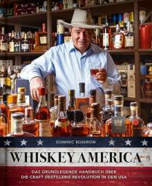 Dominic Roskrow: Whiskey America, Buch