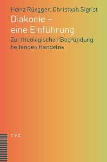 Christoph Sigrist: Diakonie - eine Einführung, Buch