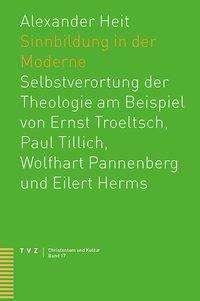 Alexander Heit: Sinnbildung in der Moderne, Buch