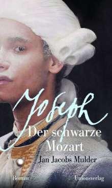 Jan Jacobs Mulder: Joseph, der schwarze Mozart, Buch