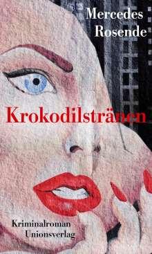 Mercedes Rosende: Krokodilstränen, Buch