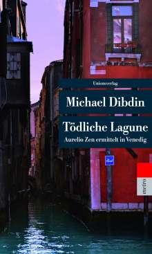Michael Dibdin: Tödliche Lagune, Buch