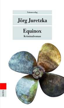 Jörg Juretzka: Equinox, Buch
