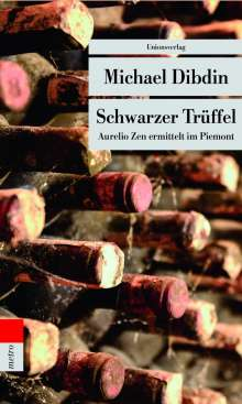 Michael Dibdin: Schwarzer Trüffel, Buch
