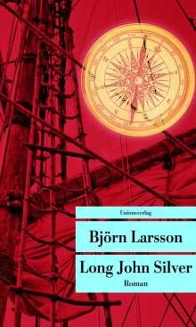 Björn Larsson: Long John Silver, Buch