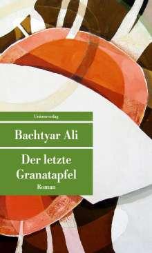 Bachtyar Ali: Der letzte Granatapfel, Buch