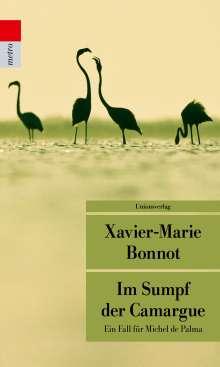 Xavier-Marie Bonnot: Im Sumpf der Camargue, Buch