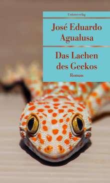 José Eduardo Agualusa: Das Lachen des Geckos, Buch