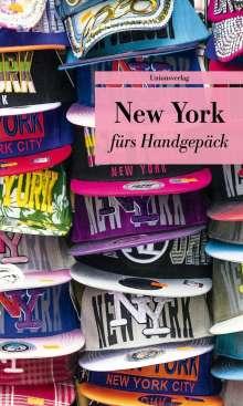 New York fürs Handgepäck, Buch