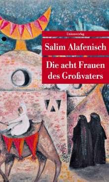 Salim Alafenisch: Die acht Frauen des Großvaters, Buch