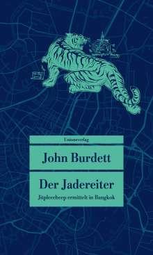 John Burdett: Der Jadereiter, Buch