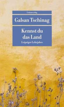 Galsan Tschinag: Kennst du das Land, Buch