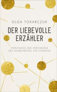 Olga Tokarczuk: Die Nobelpreisrede, Buch