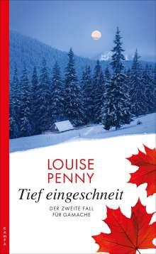 Louise Penny: Tief eingeschneit, Buch