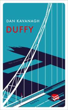 Dan Kavanagh: Duffy, Buch