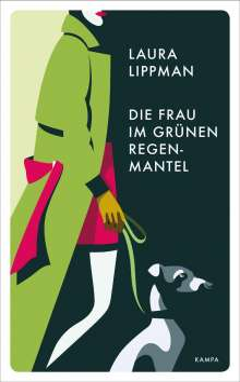 Laura Lippman: Die Frau im grünen Regenmantel, Buch
