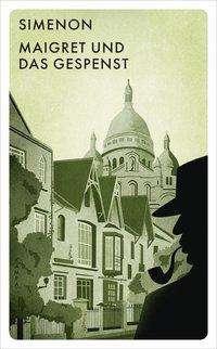 Georges Simenon: Maigret und das Gespenst, Buch