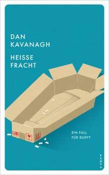 Dan Kavanagh: Heisse Fracht, Buch