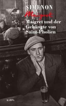 Georges Simenon: Maigret und der Gehängte von Saint-Pholien, Buch