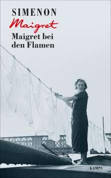 Georges Simenon: Maigret bei den Flamen, Buch