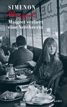 Georges Simenon: Maigret verliert eine Verehrerin, Buch