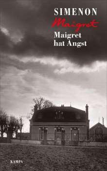 Georges Simenon: Maigret hat Angst, Buch