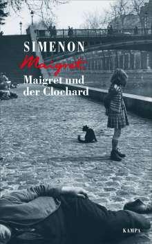 Georges Simenon: Maigret und der Clochard, Buch