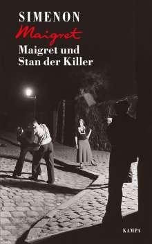 Georges Simenon: Maigret und Stan der Killer, Buch