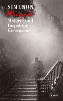 Georges Simenon: Maigret und Inspektor Griesgram, Buch