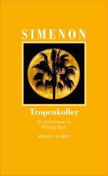 Georges Simenon: Tropenkoller, Buch