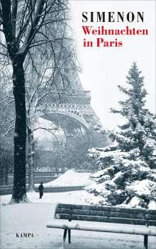 Georges Simenon: Weihnachten in Paris, Buch
