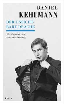 Daniel Kehlmann: Der unsichtbare Drache, Buch