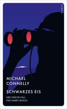Michael Connelly: Schwarzes Eis, Buch