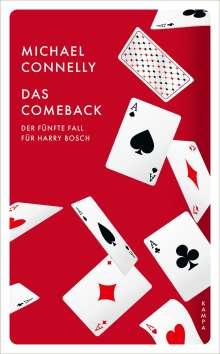 Michael Connelly: Das Comeback, Buch