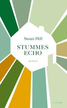 Susan Hill: Stummes Echo, Buch