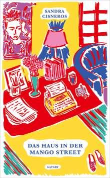 Sandra Cisneros: Das Haus in der Mango Street, Buch
