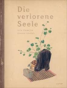 Olga Tokarczuk: Die verlorene Seele, Buch