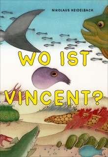 Nikolaus Heidelbach: Wo ist Vincent?, Buch