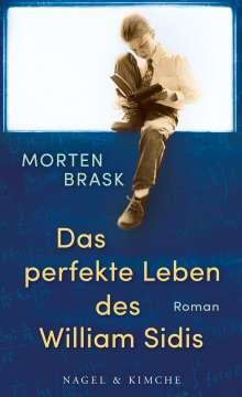 Morten Brask: Das perfekte Leben des William Sidis, Buch