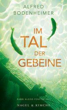 Alfred Bodenheimer: Im Tal der Gebeine, Buch