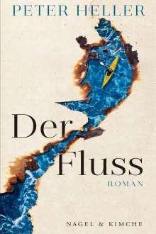 Peter Heller: Der Fluss, Buch