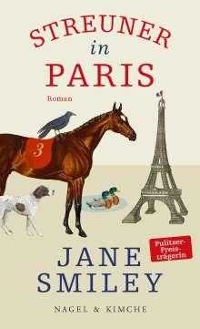 Jane Smiley: Streuner in Paris, Buch