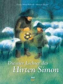 Gerda Marie Scheidl: Die vier Lichter des Hirten Simon, Buch