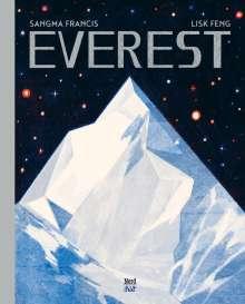Sangma Francis: Everest, Buch