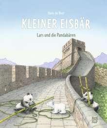 Hans De Beer: Kleiner Eisbär. Lars und die Pandabären, Buch