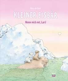 Hans De Beer: Kleiner Eisbär. Nimm mich mit!, Buch